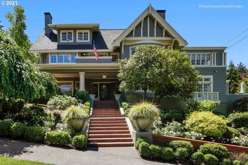 $3,250,000 - 7Br/7Ba -  for Sale in Portland Heights, Portland