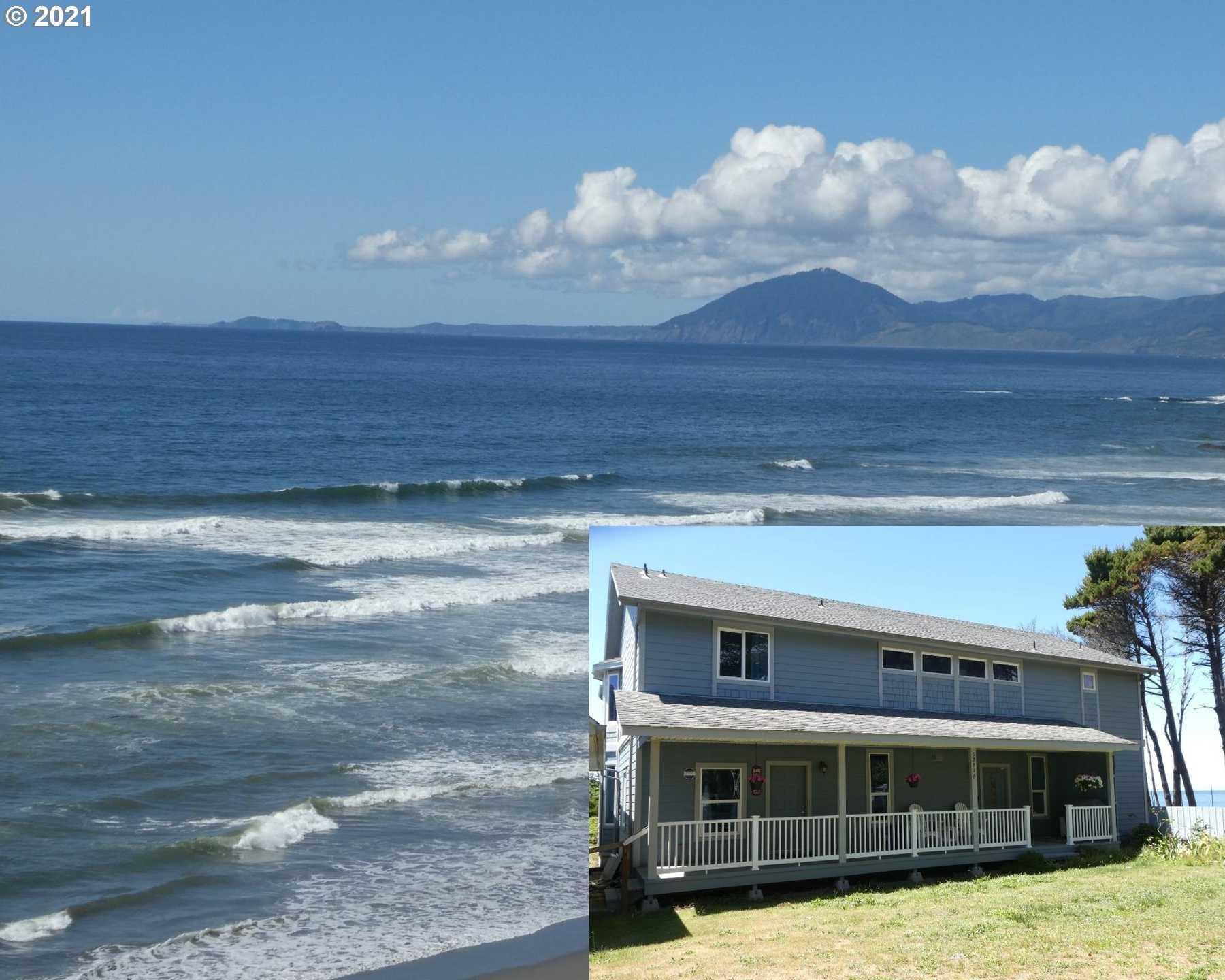 $999,000 - 4Br/4Ba -  for Sale in Nesika Beach, Gold Beach