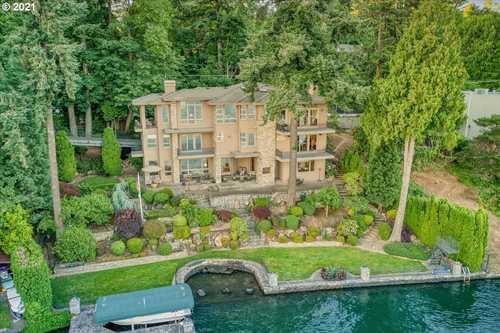 $4,995,000 - 5Br/5Ba -  for Sale in Main Lake Oswego, Lake Oswego