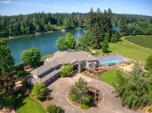 $4,995,000 - 6Br/7Ba -  for Sale in Willamette River Front, Wilsonville