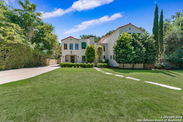 $1,650,000 - 5Br/5Ba -  for Sale in Alamo Heights, Alamo Heights