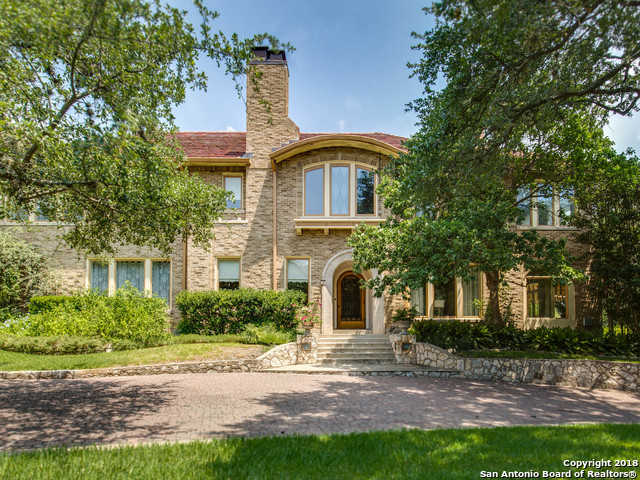 $1,810,000 - 5Br/4Ba -  for Sale in Monte Vista, San Antonio