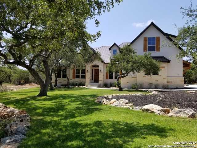 $774,900 - 5Br/4Ba -  for Sale in Stone Creek, Boerne