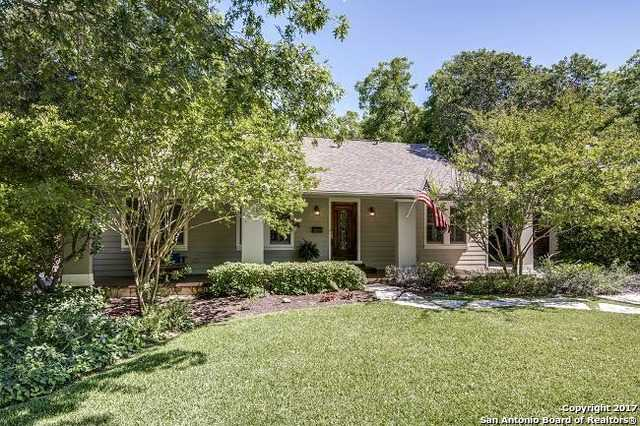 $629,900 - 3Br/2Ba -  for Sale in Alamo Heights, Alamo Heights