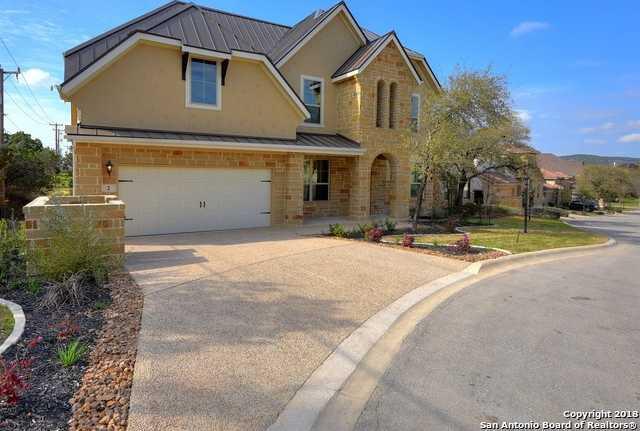 $554,990 - 4Br/4Ba -  for Sale in The Dominion, San Antonio