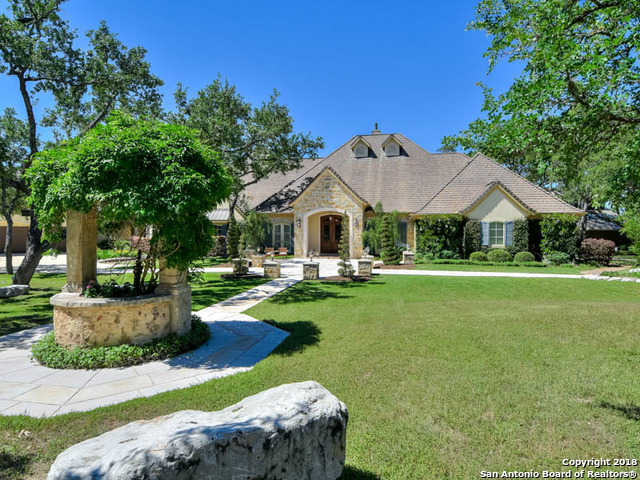 $3,750,000 - 4Br/5Ba -  for Sale in Hill Country Village, San Antonio
