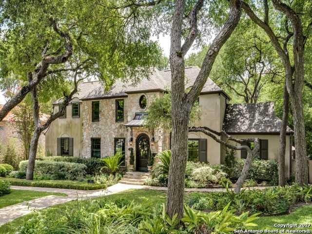$1,350,000 - 3Br/5Ba -  for Sale in Alamo Heights, San Antonio