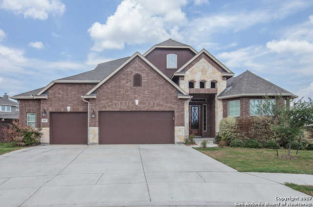 $447,400 - 5Br/5Ba -  for Sale in Mesa @ Turning Stone - Guadalu, Cibolo