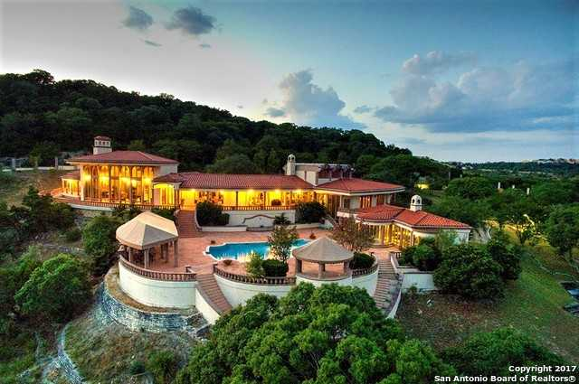 $4,500,000 - 4Br/9Ba -  for Sale in Tapatio Springs, Boerne