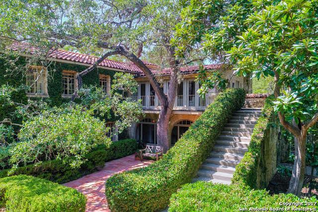 $1,500,000 - 5Br/5Ba -  for Sale in Alamo Heights, San Antonio