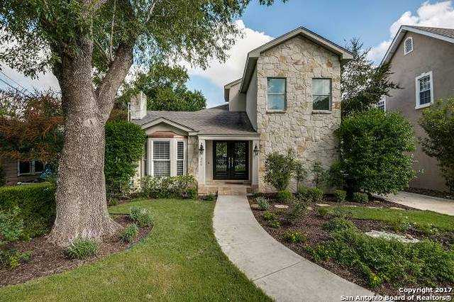 $659,000 - 3Br/4Ba -  for Sale in Alamo Heights, Alamo Heights