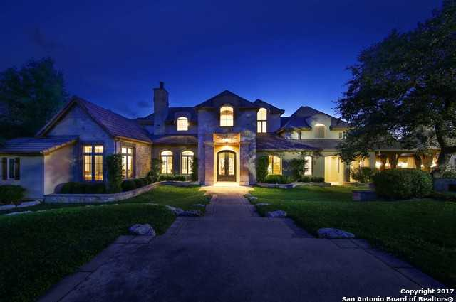 $1,775,000 - 6Br/8Ba -  for Sale in Dominion/the Chateux At, San Antonio