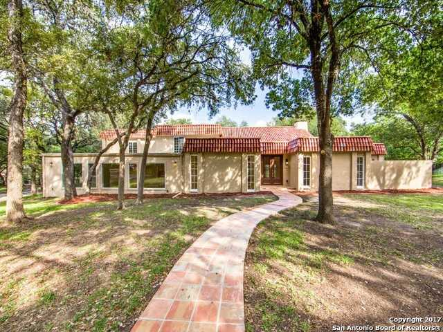 $775,000 - 5Br/4Ba -  for Sale in Castle Hills, San Antonio