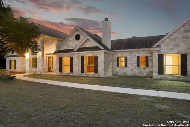 $529,900 - 3Br/3Ba -  for Sale in Kendall Woods Estate, Boerne
