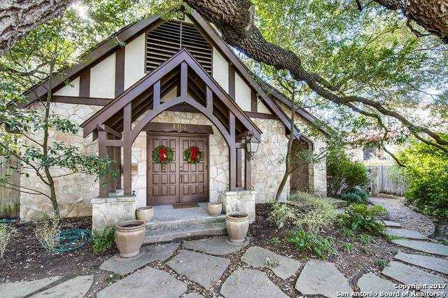 $650,000 - 2Br/4Ba -  for Sale in Alamo Heights, Alamo Heights