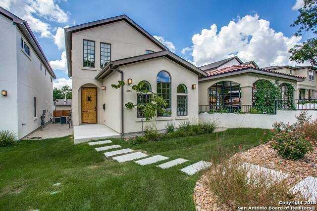 $599,000 - 4Br/3Ba -  for Sale in Olmos Park, San Antonio