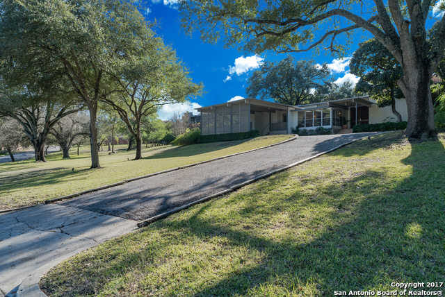 $750,000 - 4Br/3Ba -  for Sale in Oak Hills, San Antonio