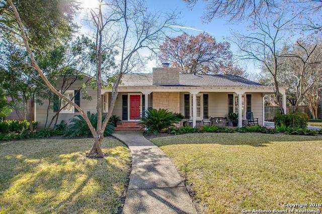 $699,500 - 3Br/2Ba -  for Sale in Alamo Heights, Alamo Heights