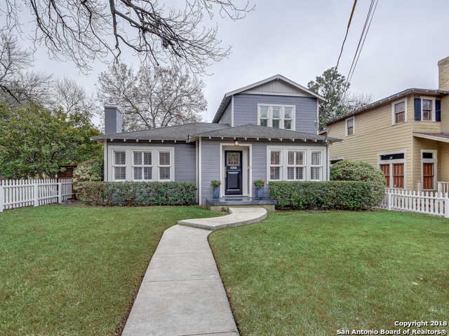 $785,000 - 4Br/3Ba -  for Sale in Alamo Heights, San Antonio
