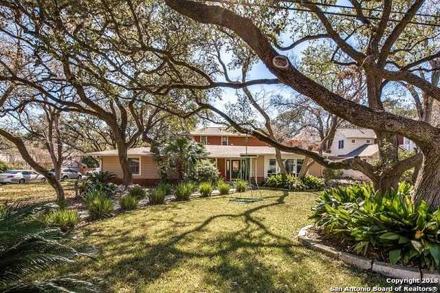 $699,000 - 4Br/3Ba -  for Sale in Alamo Heights, Alamo Heights