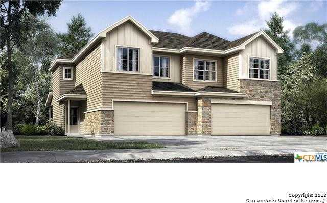 $204,400 - 3Br/3Ba -  for Sale in Old Mill Crossing Townhomes, New Braunfels