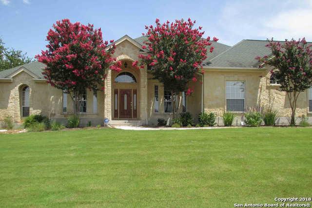 $495,900 - 3Br/3Ba -  for Sale in Kendall Woods Estate, Boerne
