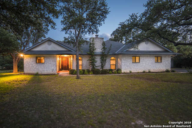 $499,999 - 3Br/3Ba -  for Sale in Chapparral Run, Boerne