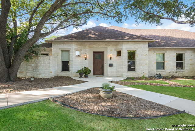 $850,000 - 4Br/4Ba -  for Sale in Terrell Hills, San Antonio