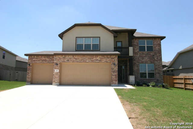 $333,728 - 5Br/3Ba -  for Sale in Saddle Creek Ranch, Cibolo