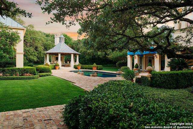 $4,500,000 - 4Br/7Ba -  for Sale in The Dominion, San Antonio