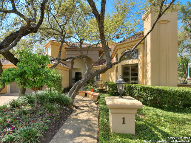 $635,000 - 3Br/4Ba -  for Sale in The Dominion, San Antonio