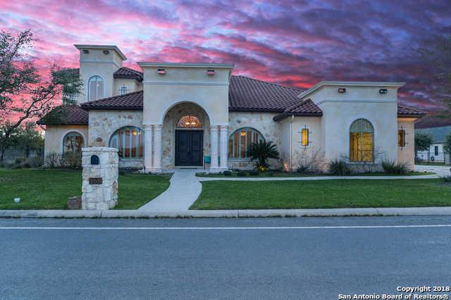 $927,500 - 5Br/4Ba -  for Sale in Deer Meadow Estates, Fair Oaks Ranch