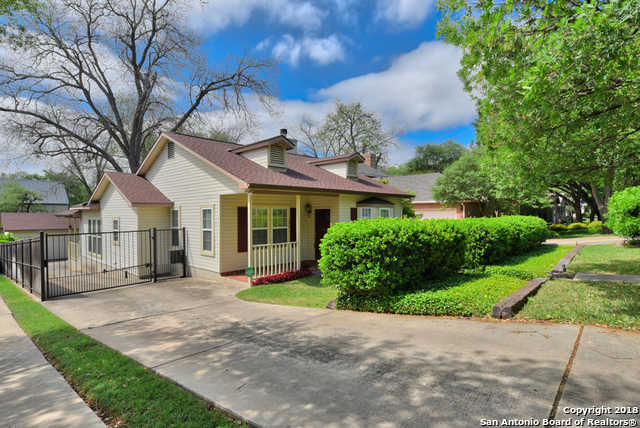 $500,000 - 3Br/4Ba -  for Sale in Alamo Heights, Alamo Heights