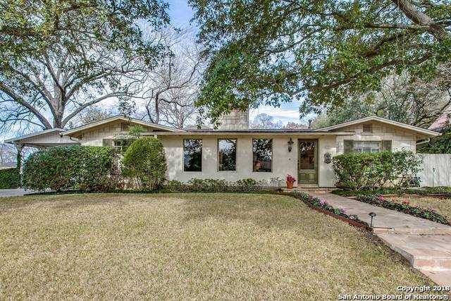 $749,000 - 4Br/3Ba -  for Sale in Terrell Hills, San Antonio