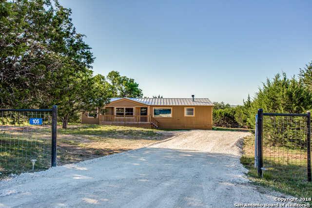 $189,900 - 3Br/2Ba -  for Sale in Walnut Hills, Boerne