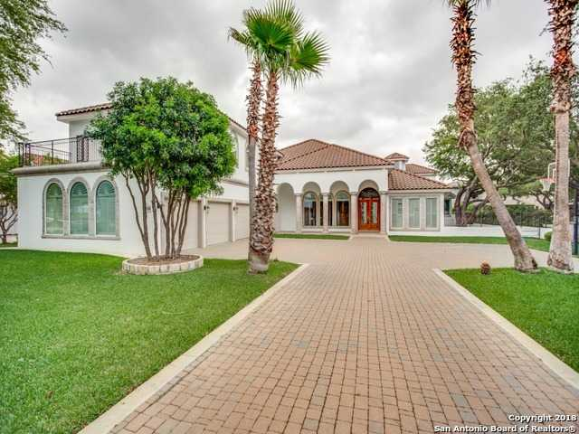 $1,650,000 - 5Br/8Ba -  for Sale in Sonterra Enclave At, San Antonio