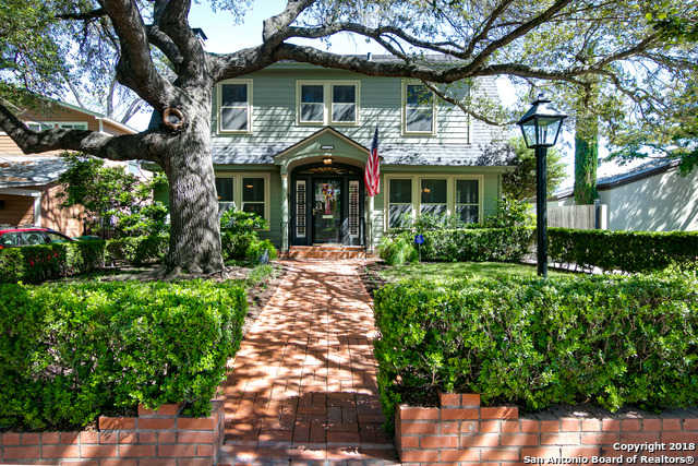 $645,000 - 3Br/3Ba -  for Sale in Alamo Heights, Alamo Heights