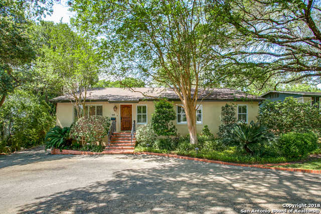 $689,000 - 3Br/3Ba -  for Sale in Terrell Hills, San Antonio