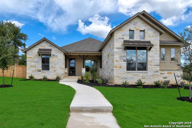 $554,181 - 4Br/3Ba -  for Sale in Kinder Ranch, San Antonio