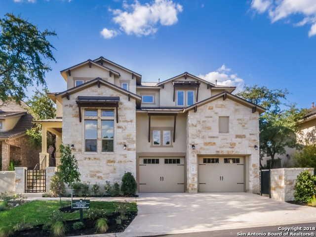 $580,990 - 3Br/4Ba -  for Sale in Dominion/new Gardens, San Antonio