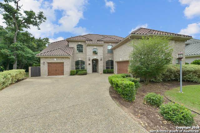 $595,000 - 4Br/4Ba -  for Sale in The Dominion, San Antonio