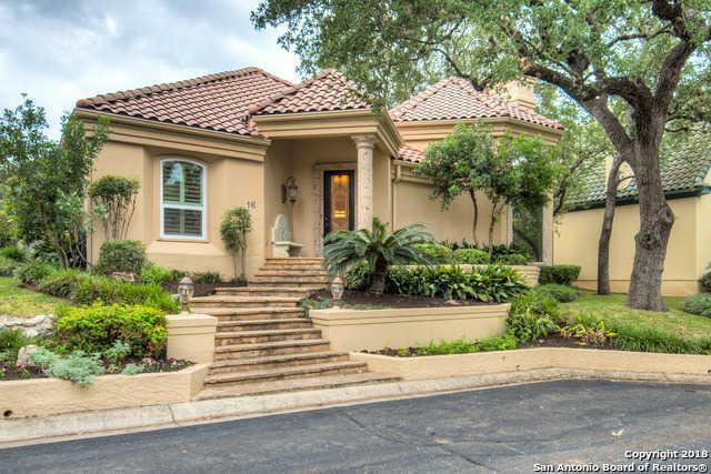 $549,900 - 2Br/4Ba -  for Sale in Dominion Cottage Est, San Antonio
