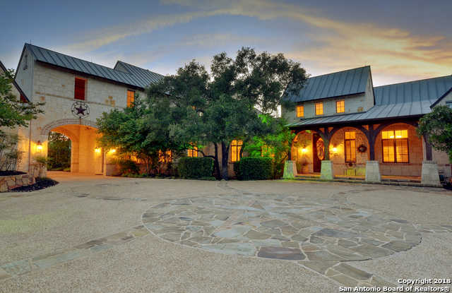 $5,250,000 - 5Br/8Ba -  for Sale in The Dominion, San Antonio