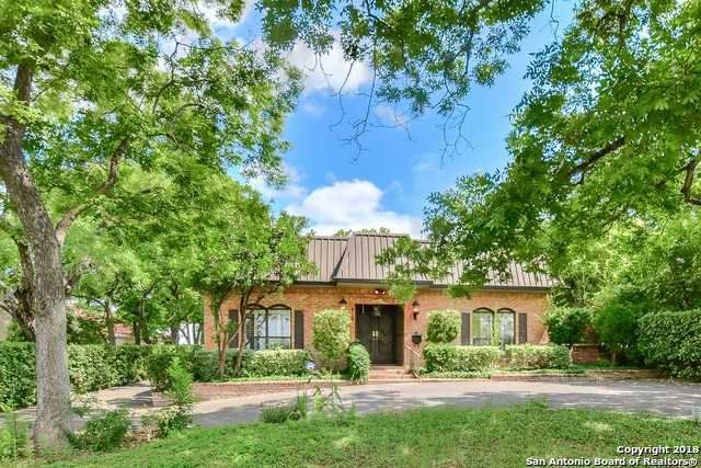 $749,980 - 2Br/3Ba -  for Sale in Terrell Hills, San Antonio