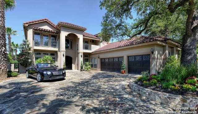 $848,000 - 4Br/6Ba -  for Sale in The Dominion, San Antonio
