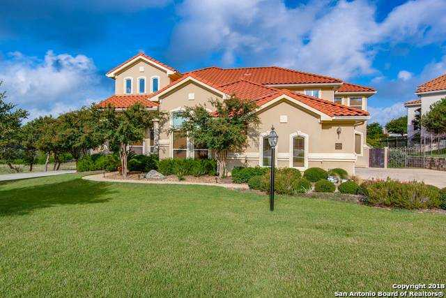 $799,990 - 4Br/4Ba -  for Sale in The Dominion, San Antonio