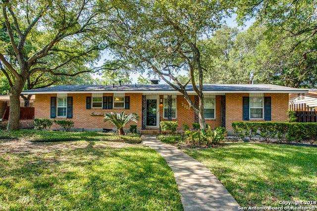 $329,900 - 3Br/3Ba -  for Sale in Alamo Heights, San Antonio