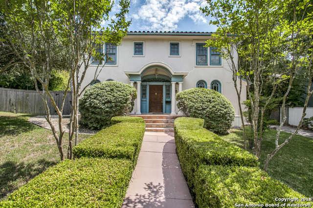 $650,000 - 4Br/3Ba -  for Sale in Alamo Heights, Alamo Heights