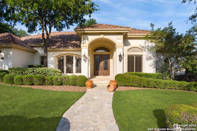 $654,900 - 3Br/4Ba -  for Sale in The Dominion, San Antonio