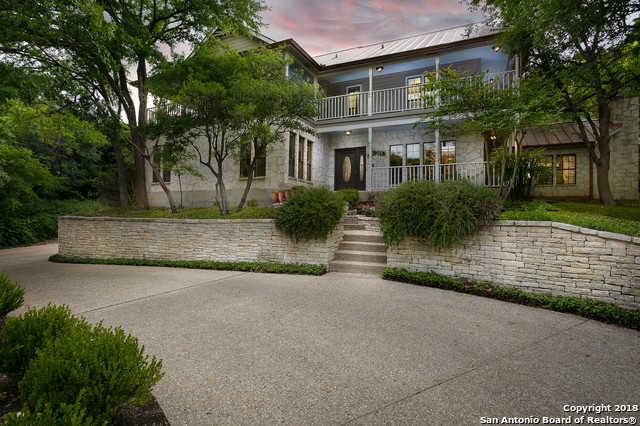 $749,000 - 5Br/5Ba -  for Sale in Bluffview Estates, San Antonio